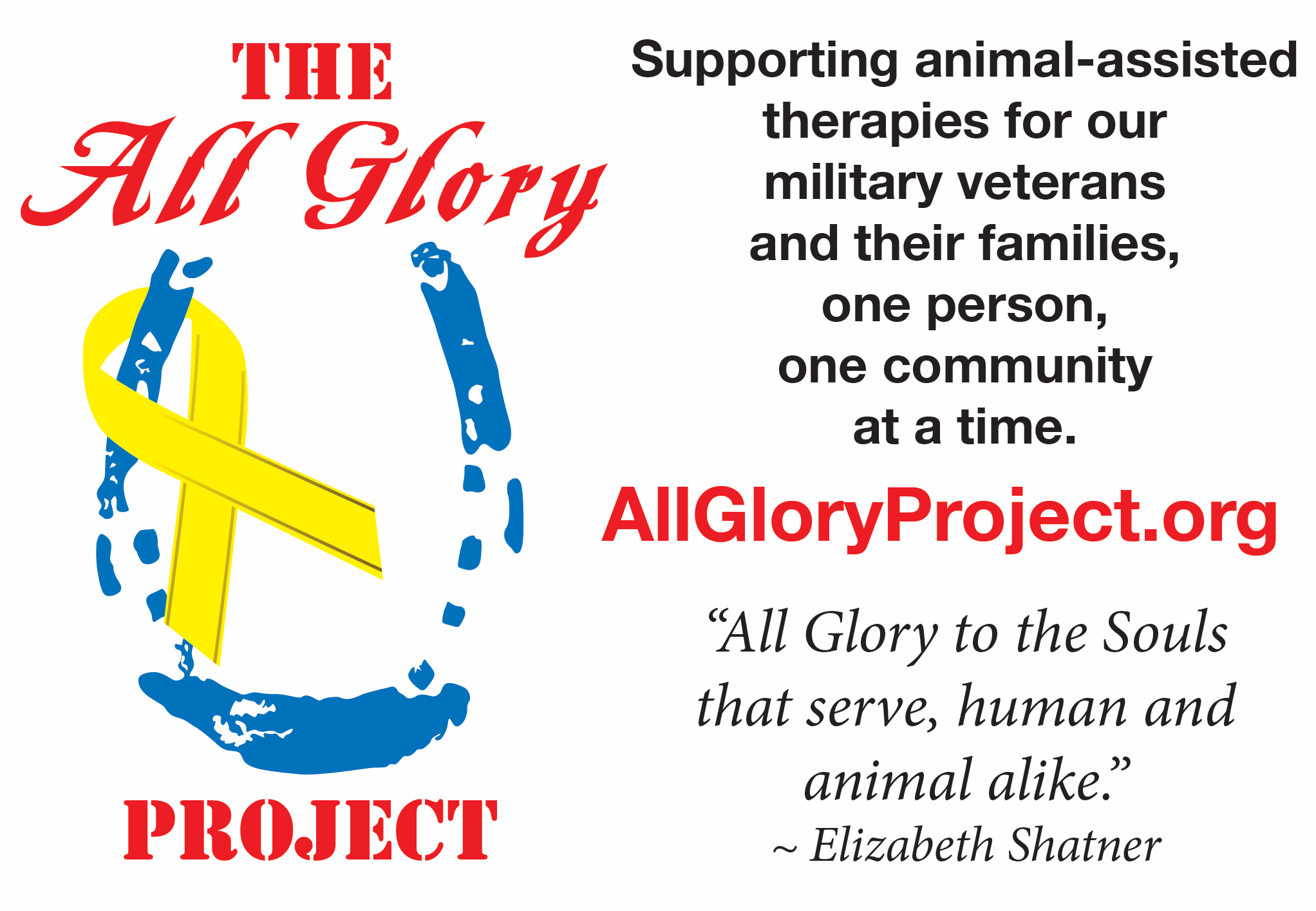 AllGloryLogoBanner-just animal